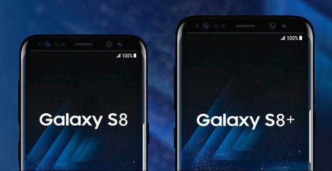Некоторые смартфоны Samsung Galaxy S8 и S8+ самопроизвольно перезагружаются
