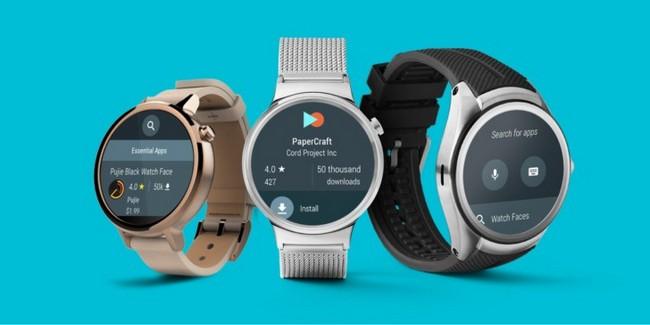 ОС Android Wear 2.0 будет выпущена для всех совместимых часов до конца мая