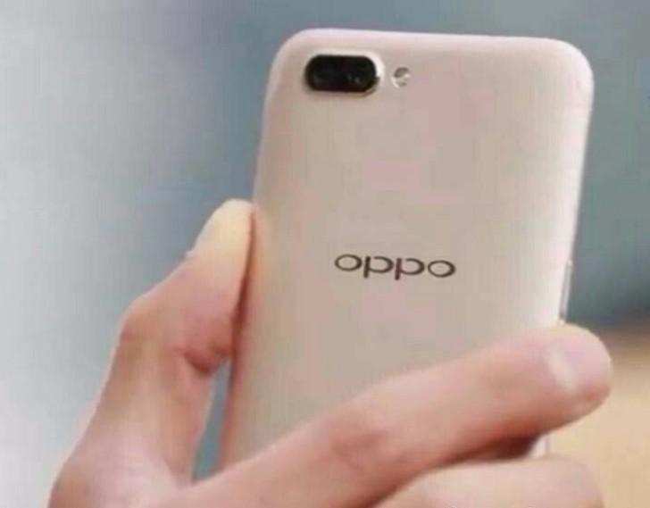 Всеть утекло изображение Oppo R11