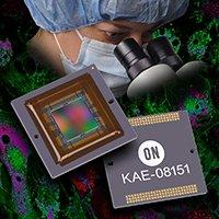 Представлены датчики изображения ON Semiconductor KAE-04471 и KAE-02152 типа IT-EMCCD