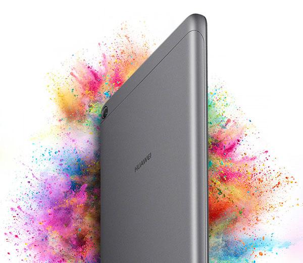 Huawei представила планшетные компьютеры MediaPad T3