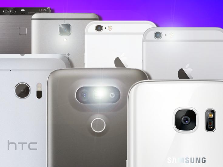Компания Самсунг снова стала крупнейшим производителем телефонов
