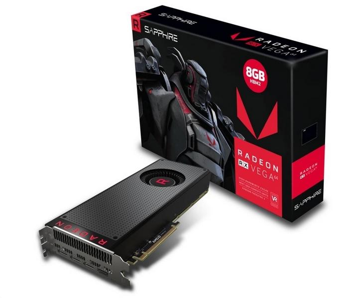 Видеокарты Radeon RX Vega 64 могут подорожать