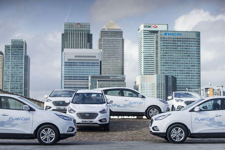 Hyundai увеличит объёмы выпуска электромобилей