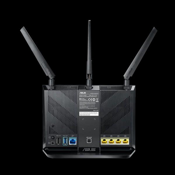 Представлен роутер Asus RT-AC86U