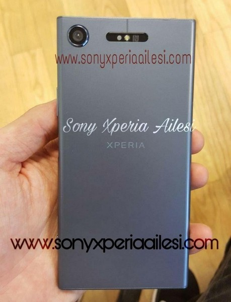 Смартфон Sony Xperia XZ1 не будет сильно отличаться от предшественника