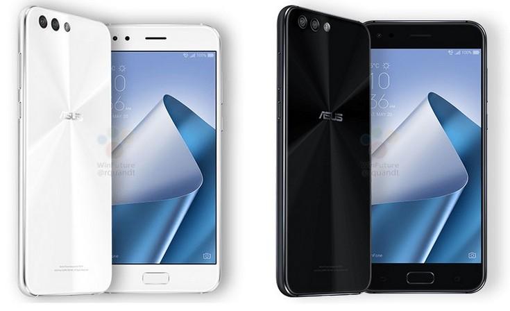 Сведения о телефоне ASUS ZenFone 4 утекли вСеть задолго допрезентации
