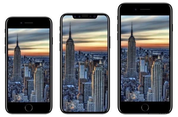 ВИнтернет попали фотографии новых iPhone
