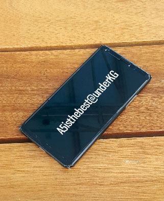 Опубликована первая фотография смартфона LG V30