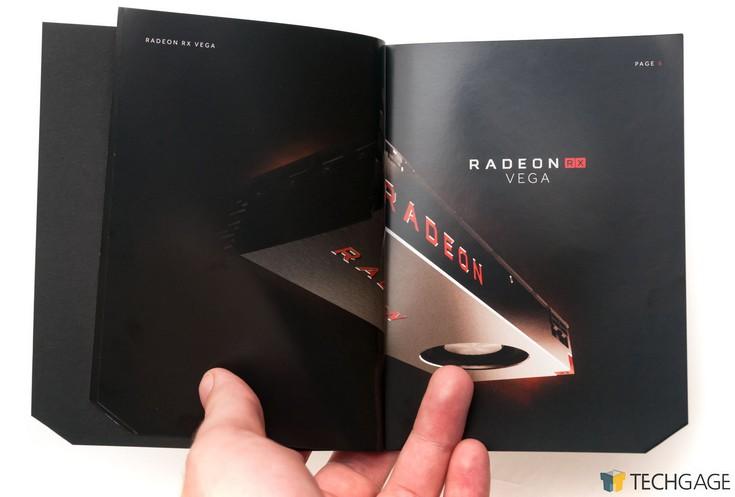 Базовая версия Radeon RX Vega 64 похожа на RX 480