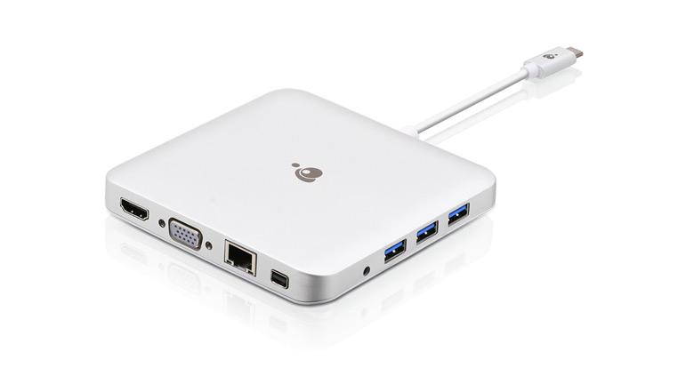 Ассортимент Iogear пополнила стыковочная станция GUD3C03 с портом USB-C