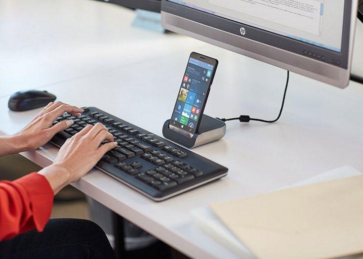 HP работает над смартфонов под управлением Android