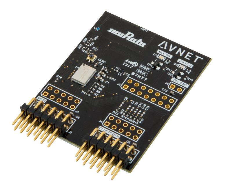 Модуль с каталожным индексом AES-PMOD-MUR-1DX-G Pmod стоит $59