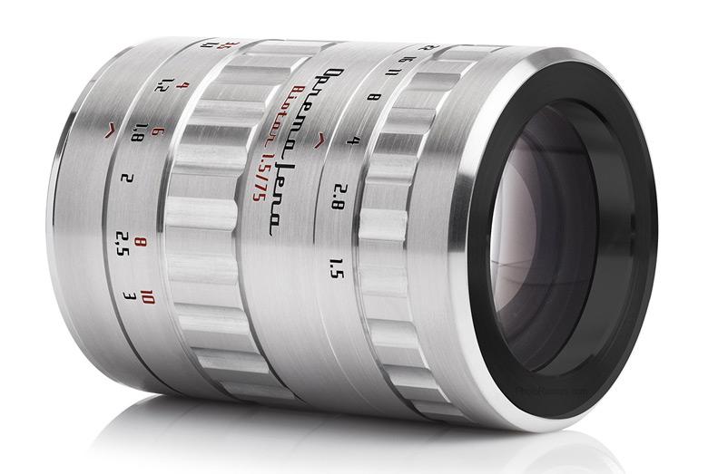 Один объектив Biotar 75/f1.5 стоит $949