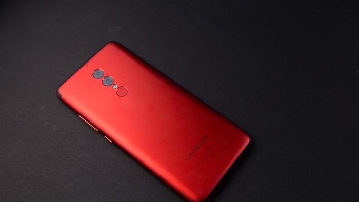 UmiDigi S2 станет первым смартфоном, оснащенным дисплеем с соотношением сторон 18:9 и аккумулятором емкостью 6000 мА•ч