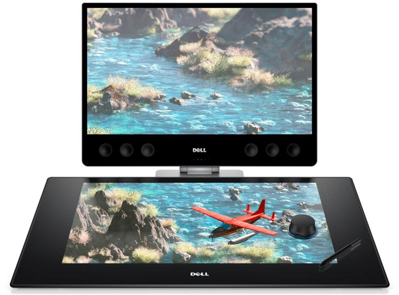 Dell Canvas стоит $1800