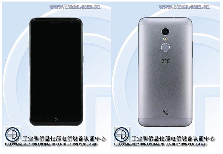 В базе данных TENAA замечен смартфон, который может оказаться преемником модели ZTE Blade V7 Lite