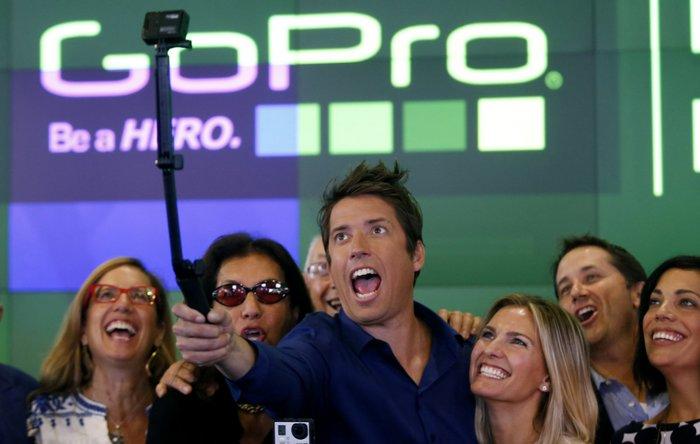 GoPro все еще терпит убытки, но надеется получить прибыль по итогам года