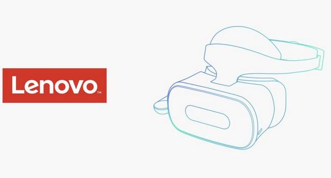 Гарнитура Lenovo с поддержкой Google Daydream будет называться Mirage