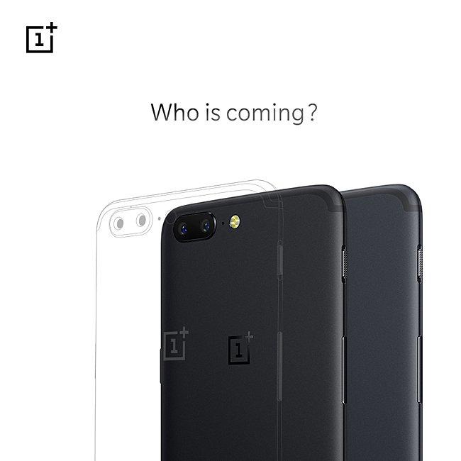 Смартфон OnePlus 5 станет доступен в новом оттенке золотоого цвета