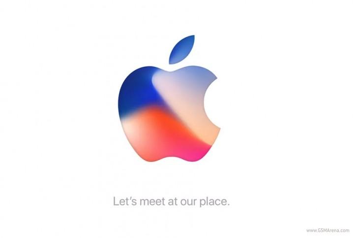 Анонс смартфона iPhone 8 намечен на 12 сентября