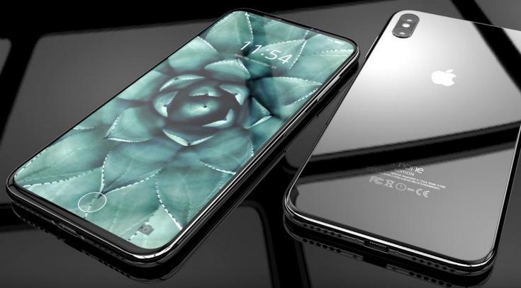 Производство iPhone 8 вопреки некоторым данным  стартовало всрок