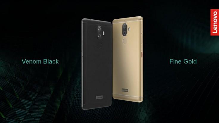 Lenovo представила десятиядерный смартфон K8 Note сдвойной камерой