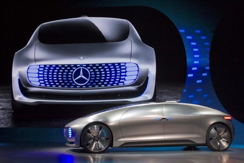 Intel протестирует 100 самоуправляемых авто на дорогах США иЕвропы