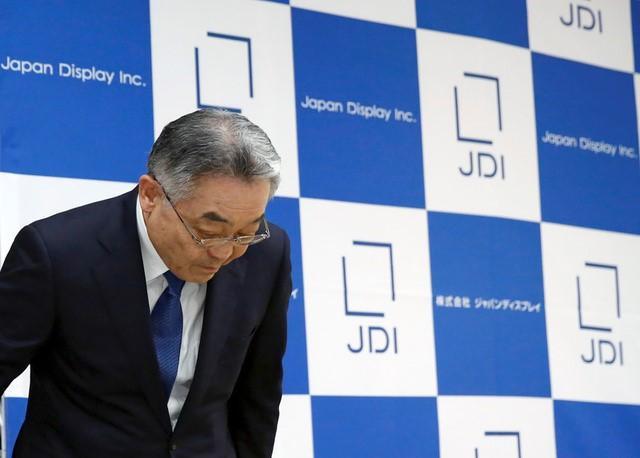 Japan Display удалось получить кредит 975 млн долларов