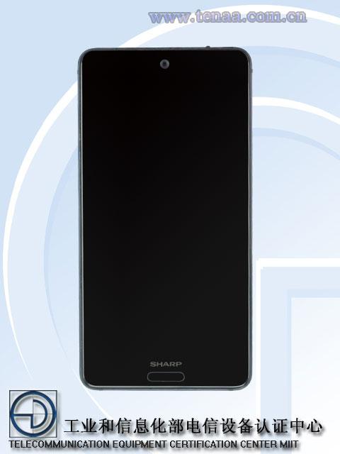 Характеристики и изображения смартфона Sharp Aquos S2 подтверждены TENAA