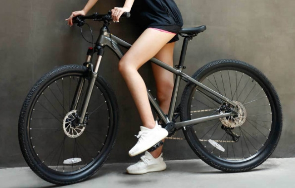 Xiaomi представила велосипед Mi Qicycle Mountain Bike