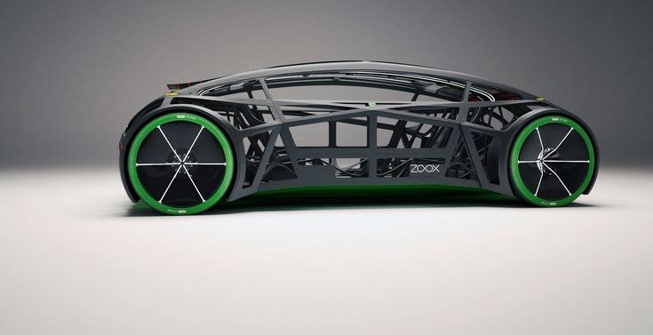 Бывшие инженеры Apple расположились нароботу в автомобильную компанию Zoox