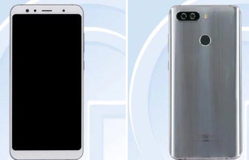Разрешение шестидюймового экрана телефона Sharp FS8015— 2160 х1080 пикселей