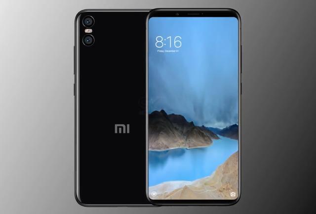 Телефону Xiaomi Mi7 приписывают камеру счетырехкратным оптическим зумом
