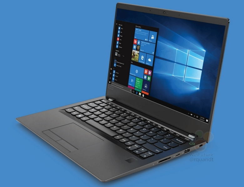 Lenovo V730 получит CPU Intel Core i7-8550U и до 16 ГБ ОЗУ