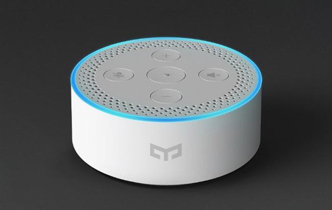 Смарт-колонка Xiaomi Yeelight Voice Assistant набазе Microsoft Cortana