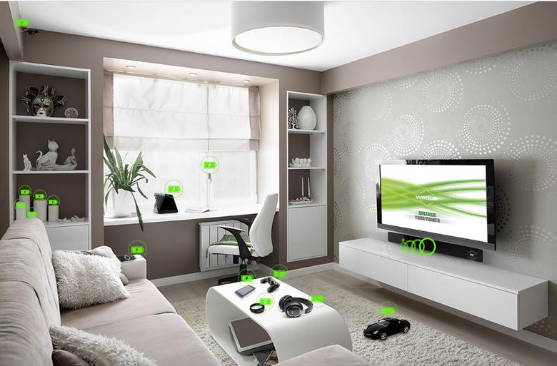 Energous WattUp дает возможность зарядить телефон нарасстоянии дометра