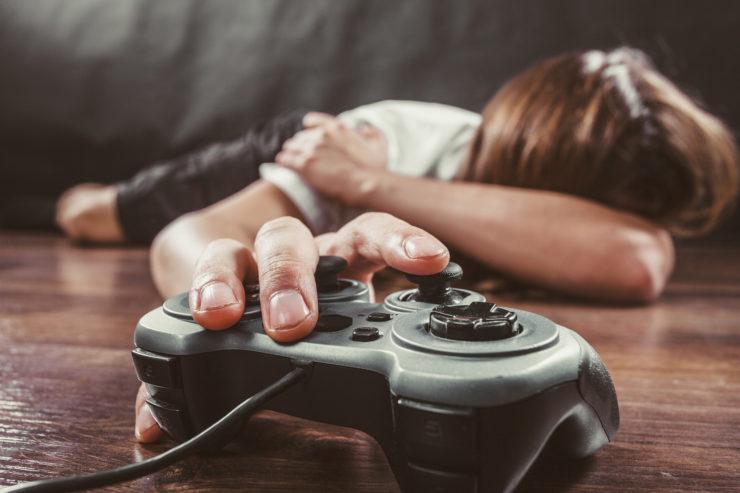 Зависимость от игр как с ней справиться