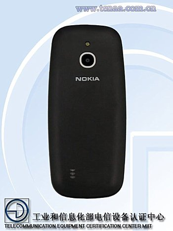 Телефон Nokia 3310 4G (TA-1077) замечен в базе TENAA