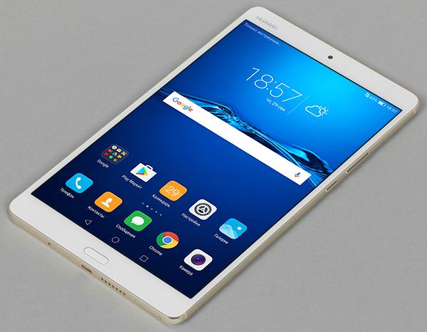 Huawei MediaPad M5 получит экран диагональю 8,4 дюйма и мощнейший процессор