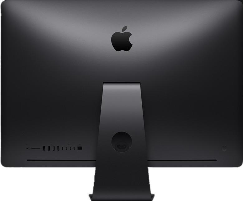 Для увеличения объема ОЗУ iMac Pro нужно будет отдавать всервис