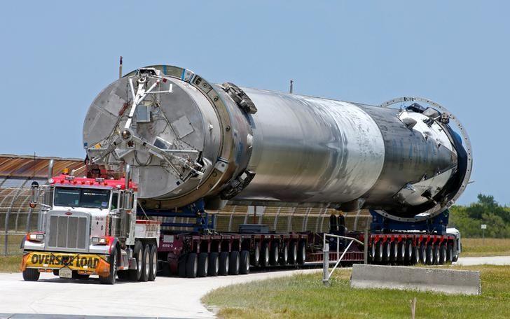 SpaceX планирует запускать ракету каждые две-три недели