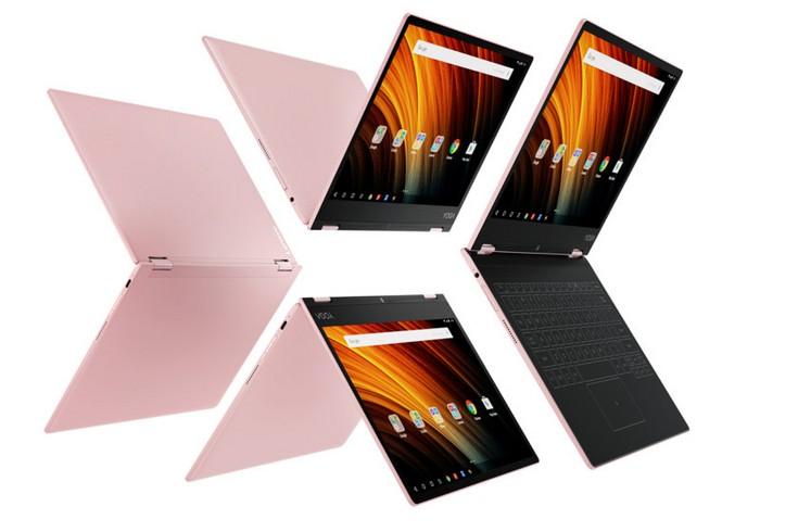 Планшет Lenovo Yoga A12 с клавиатурой Halo оценивается в 300 долларов