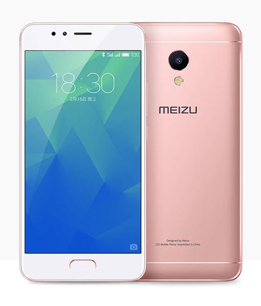 Встолице Китая представлен долгожданный смартфон Meizu M5s