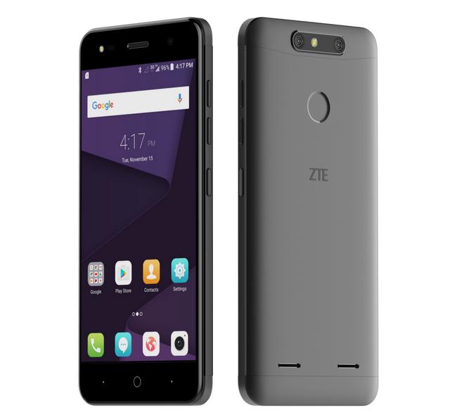 Анонсированы смартфоны ZTE Blade V8 Mini и V8 Lite