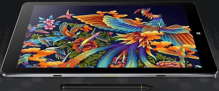Планшет Chuwi Hi13 подобен модели Microsoft Surface Book, если речь об экране