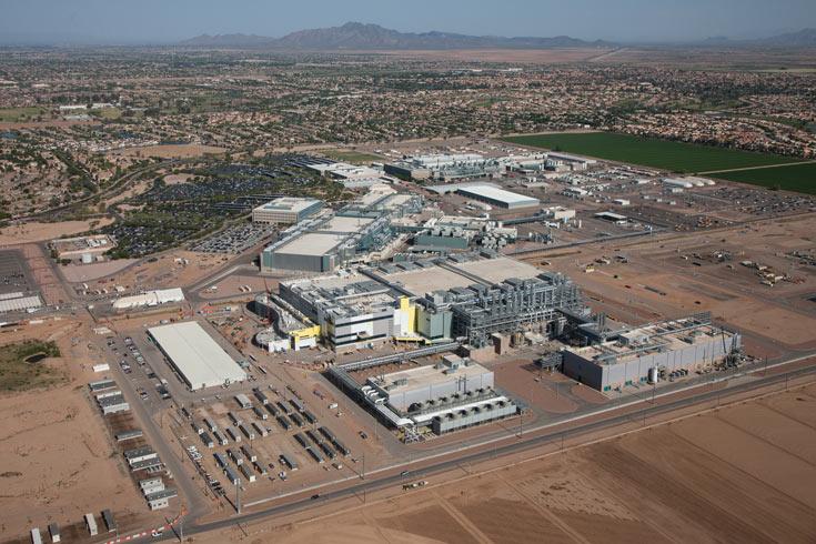 Intel выделяет 7 млрд долларов на фабрику Fab 42, которую первоначально планировалось запустить в 2013 году