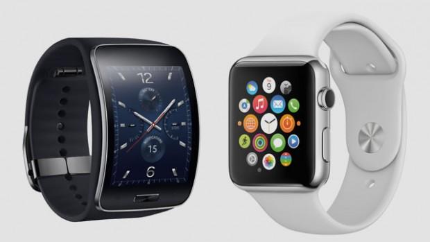 Смарт-часы Samsung и Apple