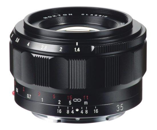Список новинок, анонсированных на CP+, включает модели Nokton classic 35mm F1.4, Nokton 40mm F1.2 и Macro APO-Lanthar 65mm F2