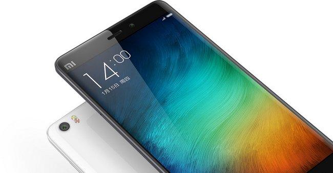 Две версии смартфона Xiaomi Mi6 могут отличаться разрешением дисплеев